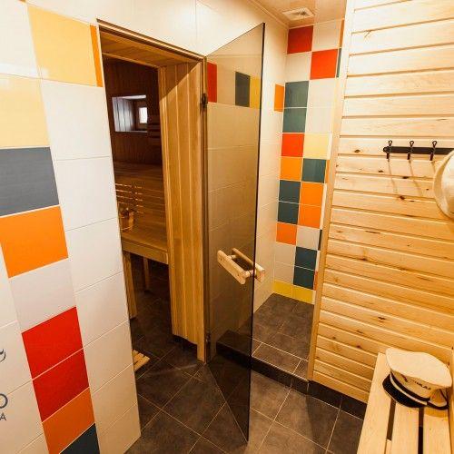 Anupro Villa - Kokybiška Sodyba Trakuose - Vonios Kambarys